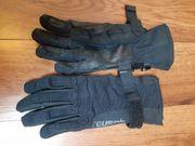 Reusch Textilhandschuhe schwarz xs
