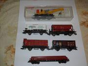 Fleischmann HO Güterwagen Sortiment mit