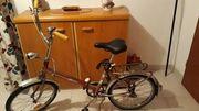 Fahrrad gebraucht reperaturbedurftig