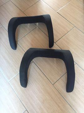 Autositze - 2 Seitenaufprallschutz für Kinder Mercedes