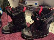 Salomon Snowboardboots Woman