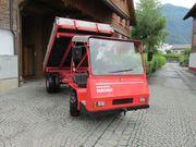 Schlepper Transporter Muli Reform Bucher