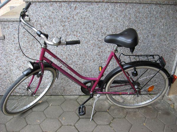 Damen City-Fahrrad 26 Marke Galaxy