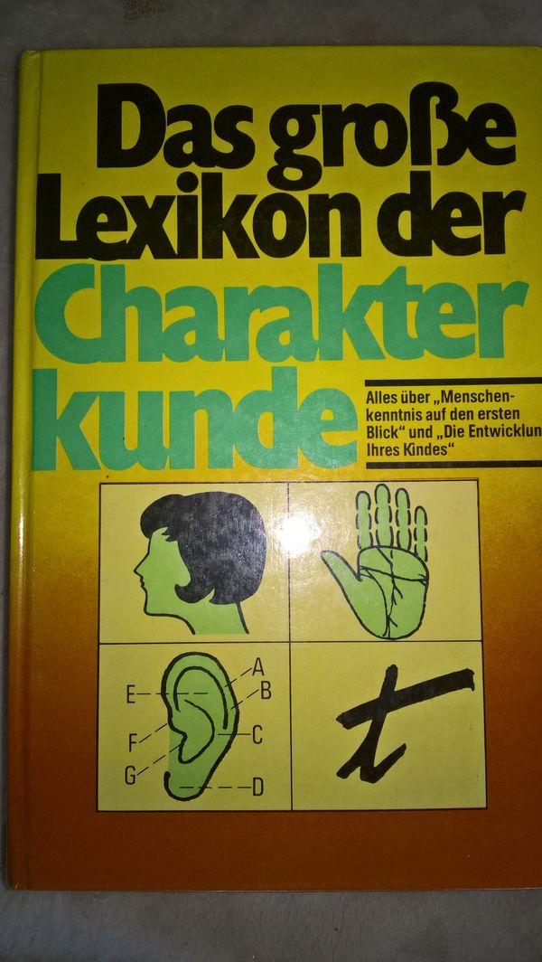 Lexikon der Charakterkunde 1980