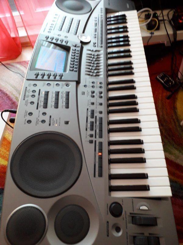 Profi Keyboard Casio MZ 2000