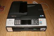 Multifunktionsdrucker Brother MFC-5890CN mit DIN