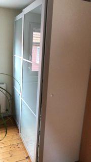 Kleiderschrank Pax Ikea 150x200x63 Schiebetür