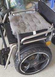 Mobility Cube Segway Rollstuhl