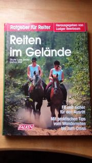 Pferdebücher-Geländereiten Wanderreiten Mit Hund und