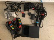 Playstation 2 slim inklusive 23