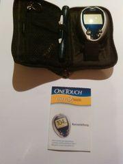 Blutzuckermessgerät OneTouch Ultra2 zu verschenken
