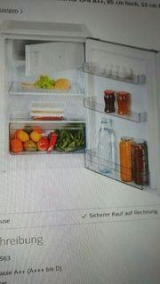 Kühlschrank mit Eisfach