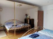 Schlafzimmer-Set aus Messing