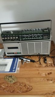 TELEFUNKEN Bajzzo 220 Radio Casettenrecorder