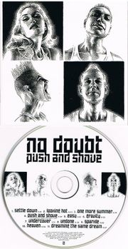 CD - No Doubt - Push And