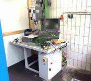 CNC Fräsmaschine KAMI Beckhoff Steuerung