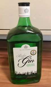 Flasche Gin London Dry