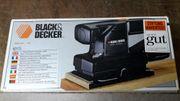 Black Decker Schwingschleifer BD 175