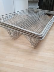 4x IKEA Komplement Drahtkorb für