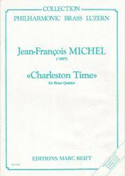 Noten Brass - Quintet Charleston Time