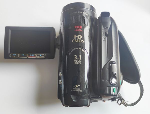 Camcorder Canon Legria HV40