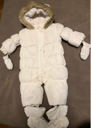 CHICCO Schnee-Overall weiss GR 62