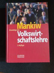 Mankiw - Grundzüge der Volkswirtschaftslehre - NEUWERTIG-