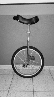 Einrad one wheel Bike LED