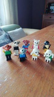 Lego Figur Tiere Schaf Maus