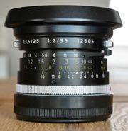 Objektiv Leica Leitz Summilux 1