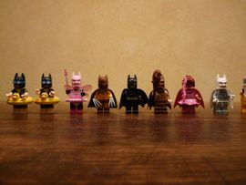 LEGO Batman Sammelfiguren 7 Stück: Kleinanzeigen aus Walluf - Rubrik Spielzeug: Lego, Playmobil
