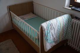 Kinderbett kpl mit Matraze Kissen: Kleinanzeigen aus Remchingen Wilferdingen - Rubrik Kinder-/Jugendzimmer