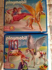 Playmobil Set Prinzessin und Pegasus