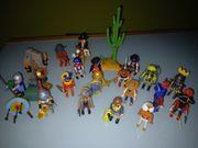 Verkaufe gebrauchte verschiedene Playmobil Figuren
