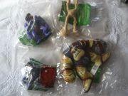 7 Stück Small Soldiers Spielzeug