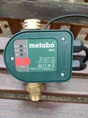 Druckschalter mit Trockenlaufschutz von Metabo
