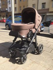 Kinderwagen Hartan GT Sprint - Sonderedition