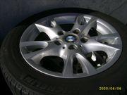 4x BMW Alufelgen 7Jx16 -V-Speiche