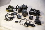 Nikon D7100 Spiegelreflexkamera
