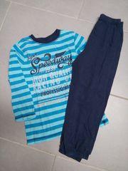 Schlafanzug Gr 110 116