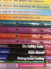 Mengenrabatt Mädchenbücher inkl Die drei