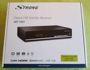 Digital HD Satellite Receiver Strong