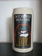 Oktoberfestkrug 1988 Sammelkrug 1 Liter