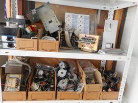 Spiele, Automaten - Spielautomaten Ersatzteile - Konvolut Automaten ET -