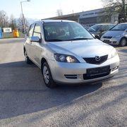 Mazda 2 Benziner neu vorgeführt