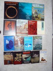 Diverse englischsprachige Bücher