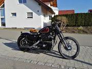 Harley Davidson Sportster Springer