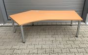 WINI Büromöbel Schreibtisch Rollkontainer Schränke