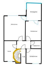 3 Zimmer Wohnung 1 Stock