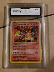 Pokemon Glurak GMA PSA 9